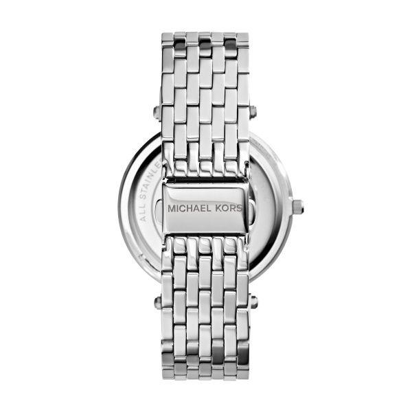 Michael Kors Silver Darci Watch  Image 2 Diamonds Direct St. Petersburg, FL