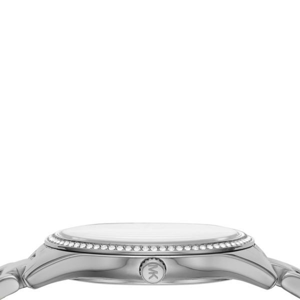 Michael Kors Women's Lauryn Three Hand Quartz Movement Watch Image 2 Diamonds Direct St. Petersburg, FL