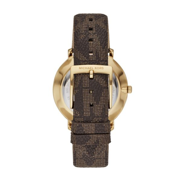 Michael Kors Pyper Quartz Watch Image 2 Diamonds Direct St. Petersburg, FL