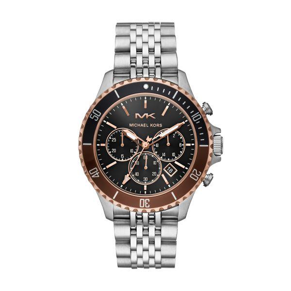 Michael Kors Two Tone Watch  Diamonds Direct St. Petersburg, FL