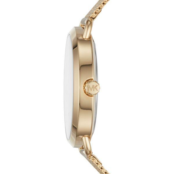 Michael Kors Gold Portia Watch  Image 2 Diamonds Direct St. Petersburg, FL