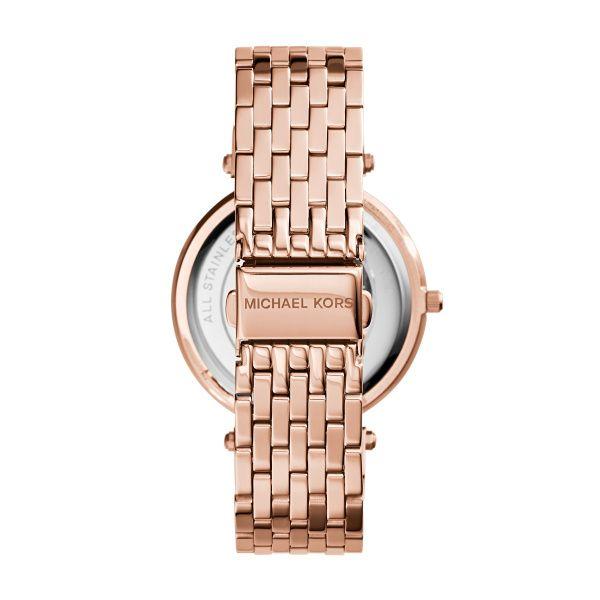 Michael Kors Rose Gold Darci Watch Image 2 Diamonds Direct St. Petersburg, FL
