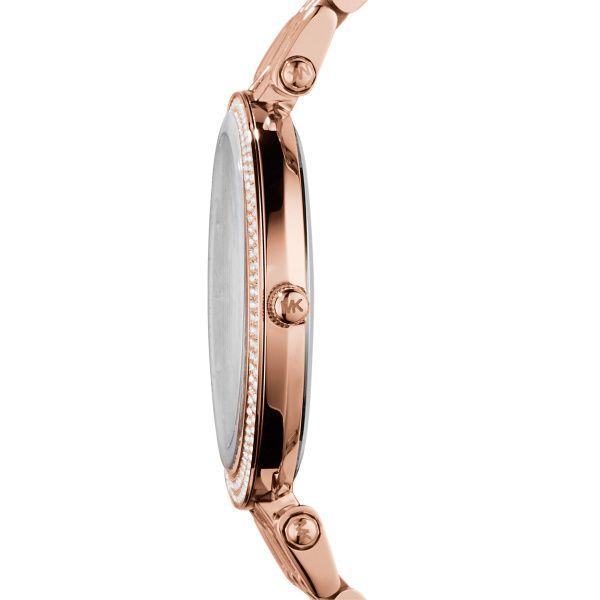 Michael Kors Rose Gold Darci Watch Image 3 Diamonds Direct St. Petersburg, FL