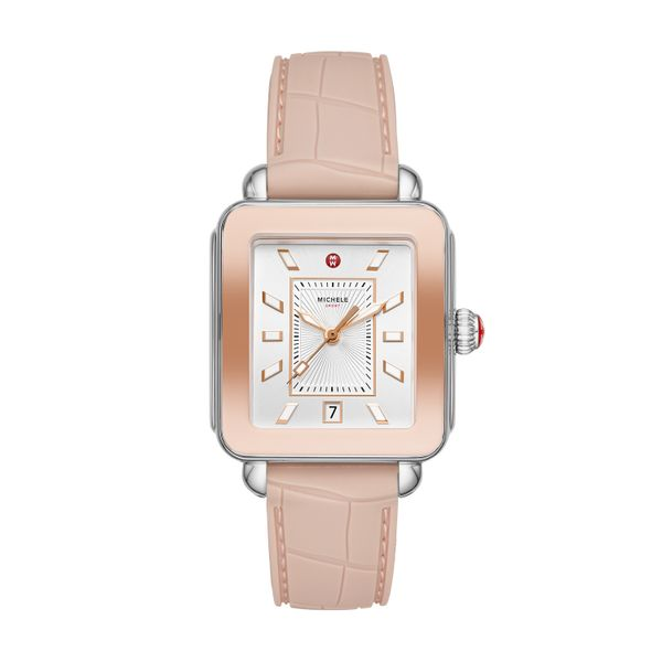 Deco Sport Two-Tone Pink Gold Complete Watch Diamonds Direct St. Petersburg, FL