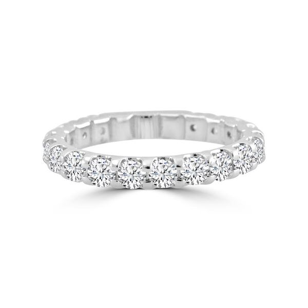14K White Gold Ring  Diamonds Direct St. Petersburg, FL