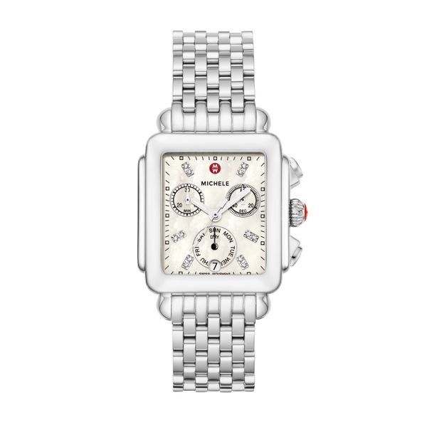 Deco Non-Diamond, Diamond Dial Complete Watch Diamonds Direct St. Petersburg, FL