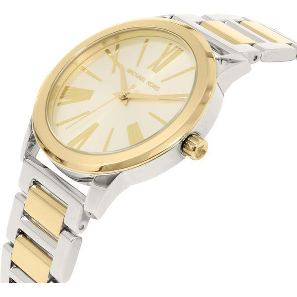 Michael Kors Women's Hartman Multicolor Stainless-Steel Quartz Watch Image 2 Diamonds Direct St. Petersburg, FL