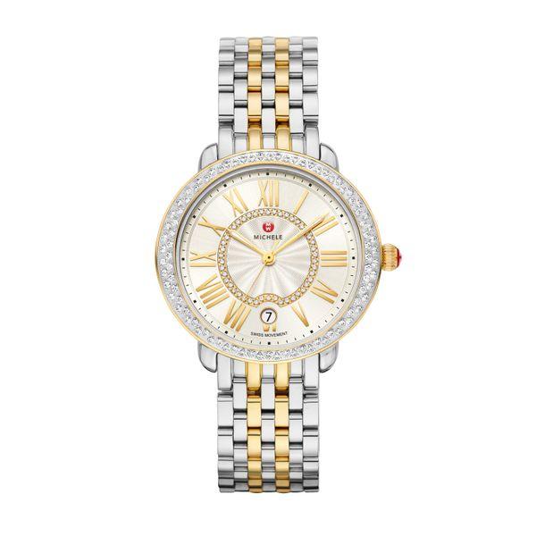 Serein Mid Two-Tone Diamond Complete Watch Diamonds Direct St. Petersburg, FL