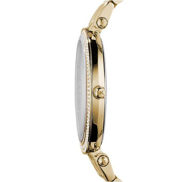 Women's Darci Gold-Tone Stainless Steel Bracelet Watch Image 2 Diamonds Direct St. Petersburg, FL