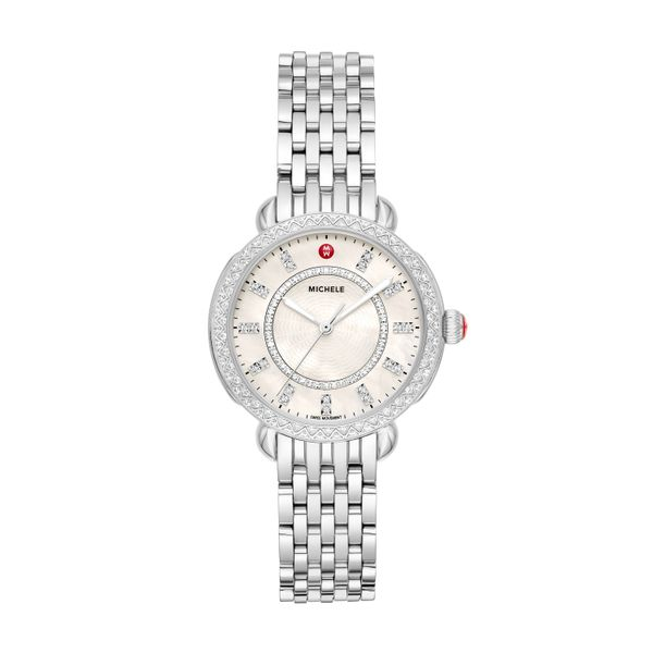Sidney Classic Stainless Steel Diamond Complete Watch Diamonds Direct St. Petersburg, FL