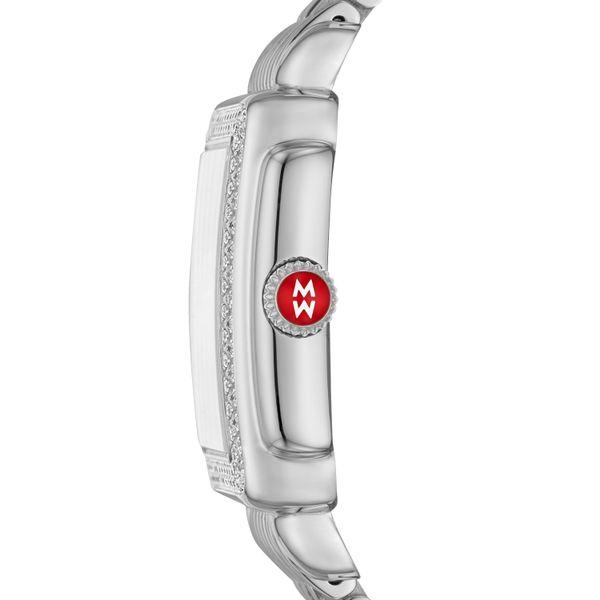 Deco Madison Stainless Steel Diamond Complete Watch Image 2 Diamonds Direct St. Petersburg, FL