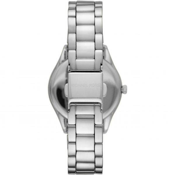 Michael Kors Women's Lauryn Three Hand Quartz Movement Watch Image 3 Diamonds Direct St. Petersburg, FL