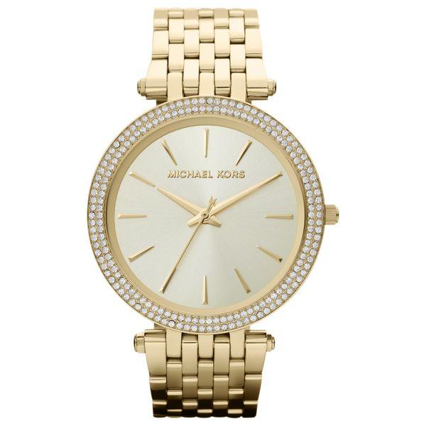 Women's Darci Gold-Tone Stainless Steel Bracelet Watch Diamonds Direct St. Petersburg, FL