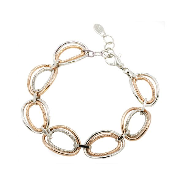 Frederic Duclos Sterling Silver Bracelet Diedrich Jewelers Ripon, WI