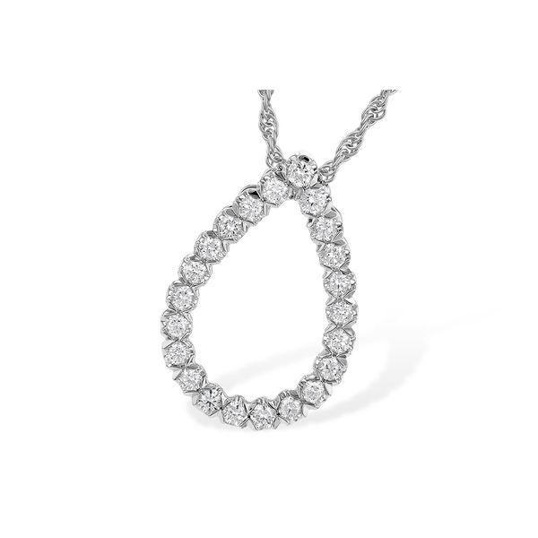 Allison Kaufman Diamond Pendant Diedrich Jewelers Ripon, WI