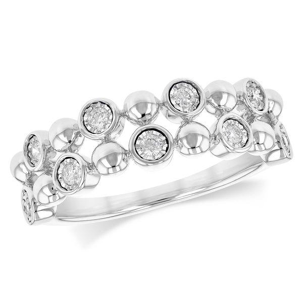 Allison Kaufman diamond fashion ring Diedrich Jewelers Ripon, WI