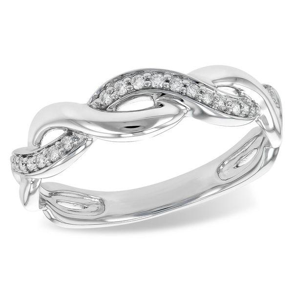 Allison Kaufman wedding band Diedrich Jewelers Ripon, WI