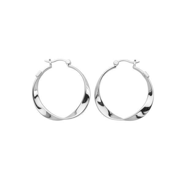 Elle Sterling Silver Earrings Diedrich Jewelers Ripon, WI