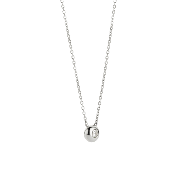 Ti Sento Sterling Necklace  Diedrich Jewelers Ripon, WI