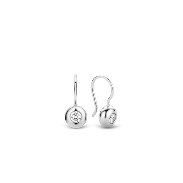 Ti Sento Sterling Silver Earrings Diedrich Jewelers Ripon, WI