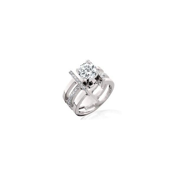 HLM Engagement Ring Diedrich Jewelers Ripon, WI