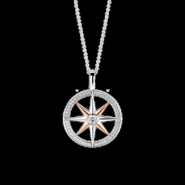 Ti Sento Sterling Necklace  Diedrich Jewelers Ripon, WI