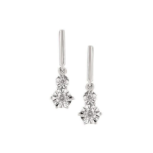 Ostbye Diamond Earrings Diedrich Jewelers Ripon, WI