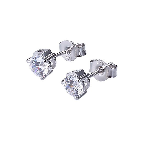 Elle Sterling Silver Earrings Diedrich Jewelers Ripon, WI