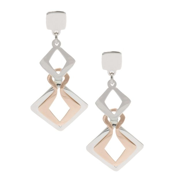 Frederic Duclos Sterling Silver Earrings Diedrich Jewelers Ripon, WI