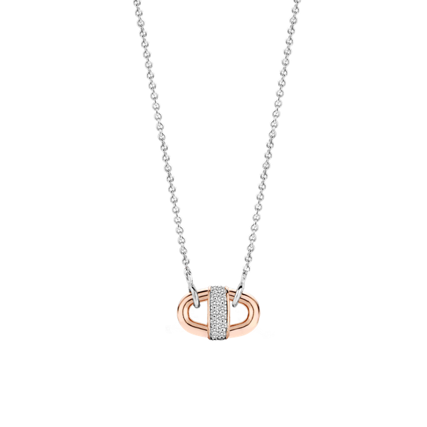 Ti Sento Sterling Silver Pendant Diedrich Jewelers Ripon, WI