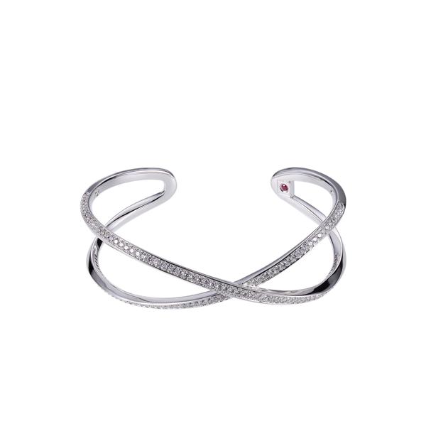 Elle Sterling Silver Bracelet Diedrich Jewelers Ripon, WI