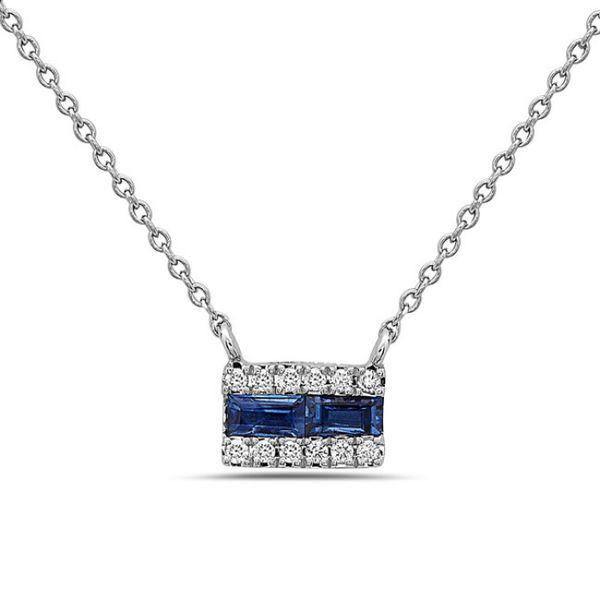 Bassali Diamond Pendant  Diedrich Jewelers Ripon, WI