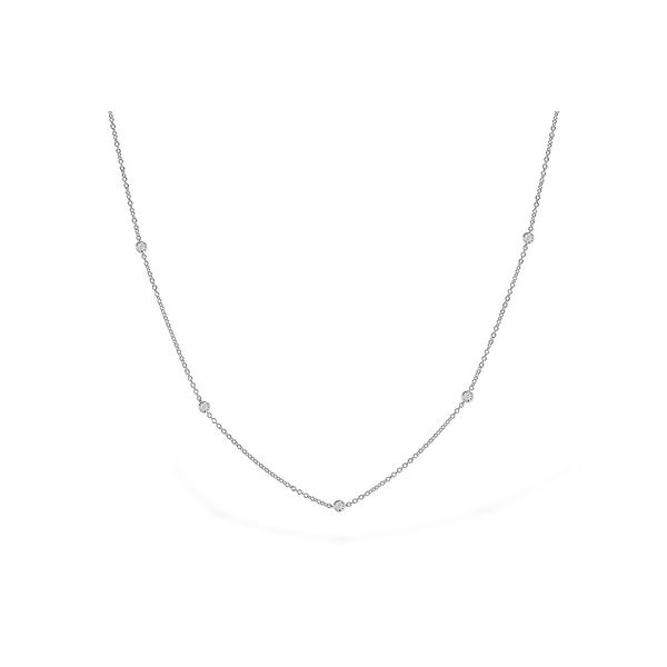 Allison Kaufman Diamond Necklace Diedrich Jewelers Ripon, WI