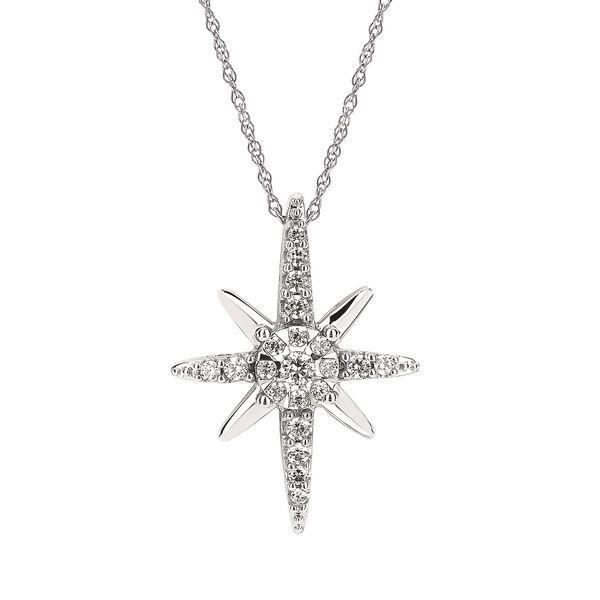Ostbye Diamond Pendant Diedrich Jewelers Ripon, WI