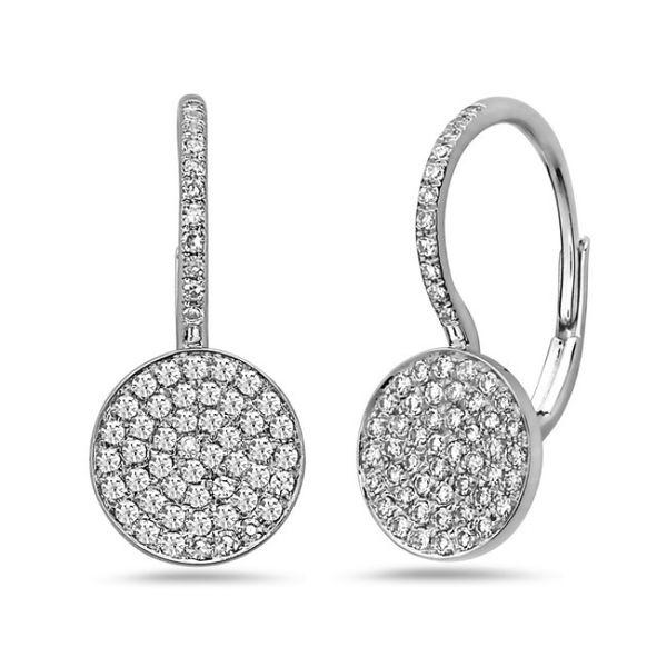 Bassali Diamond Earrings  Diedrich Jewelers Ripon, WI