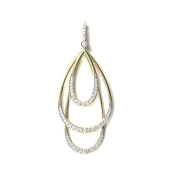 Cherie Dori Diamond Pendant  Diedrich Jewelers Ripon, WI