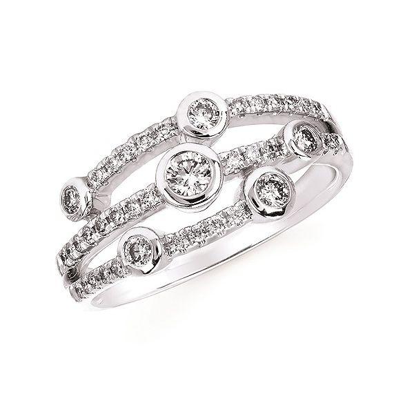 Ostbye Diamond Fashion Ring Diedrich Jewelers Ripon, WI