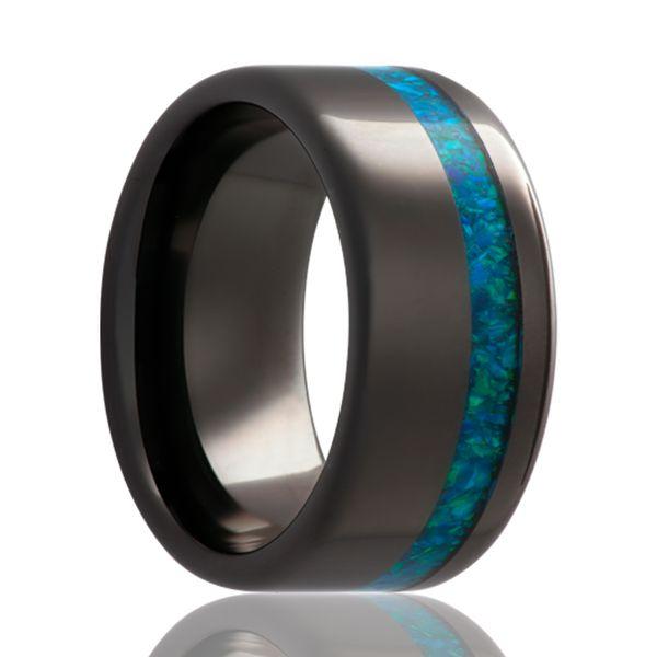 Heavy Stone Ring Diedrich Jewelers Ripon, WI
