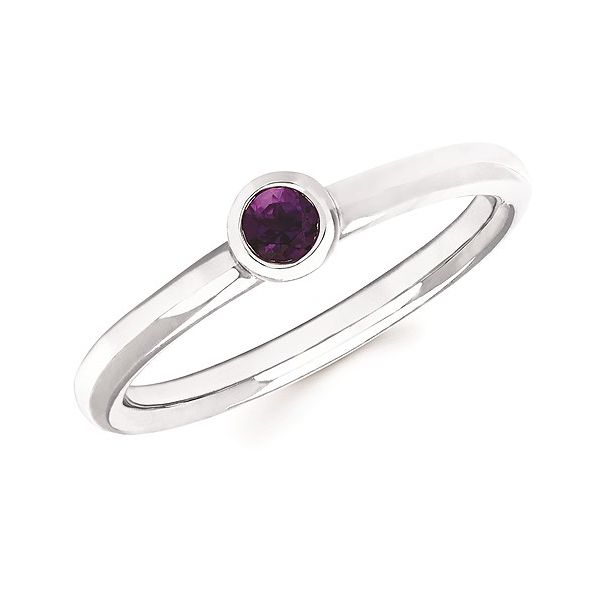 Ostbye Birthstone Ring Diedrich Jewelers Ripon, WI