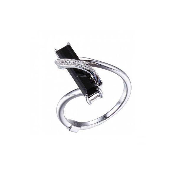 Elle Sterling Silver Ring Diedrich Jewelers Ripon, WI