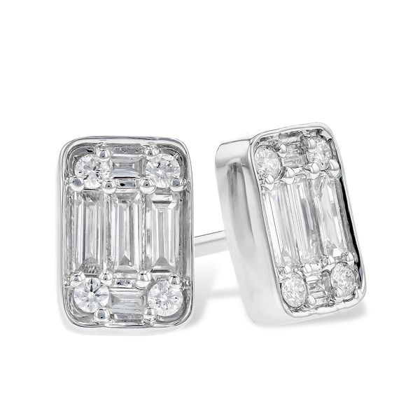 Allison Kaufman Diamond Earrings Diedrich Jewelers Ripon, WI