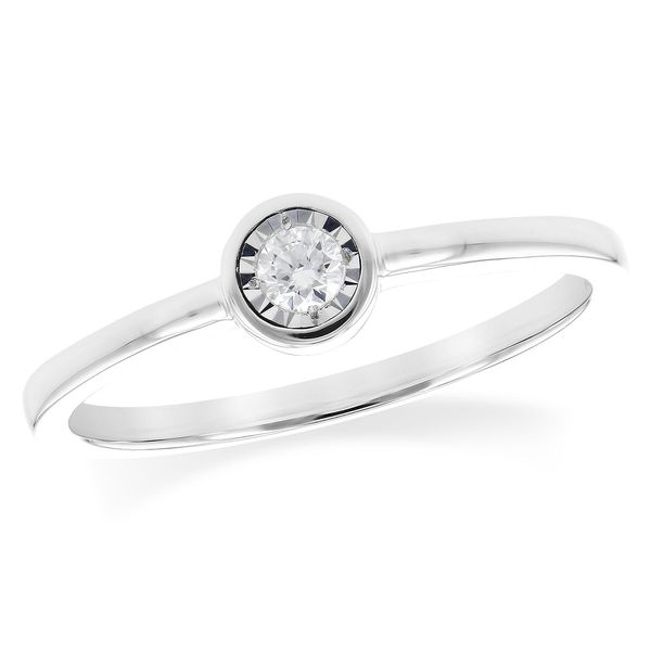 Solitaire Ring DJ's Jewelry Woodland, CA