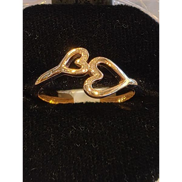 Heart Ring DJ's Jewelry Woodland, CA