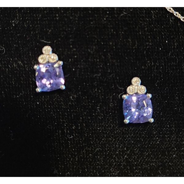 Tanzanite Earrings DJ's Jewelry Woodland, CA