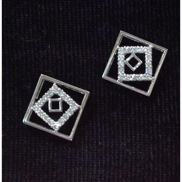 Diamond Earring DJ's Jewelry Woodland, CA