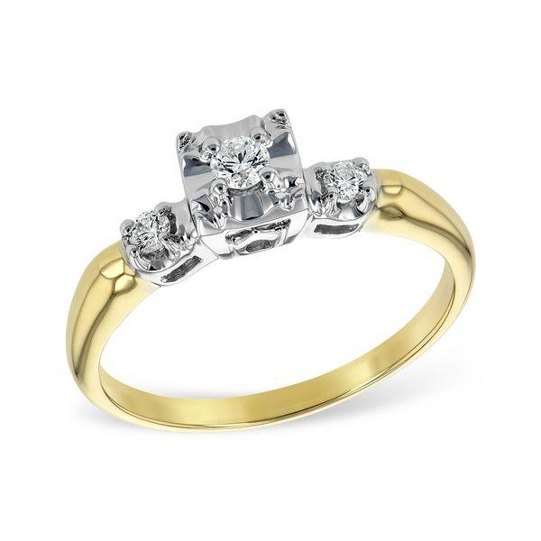 Antique Engagement Ring DJ's Jewelry Woodland, CA