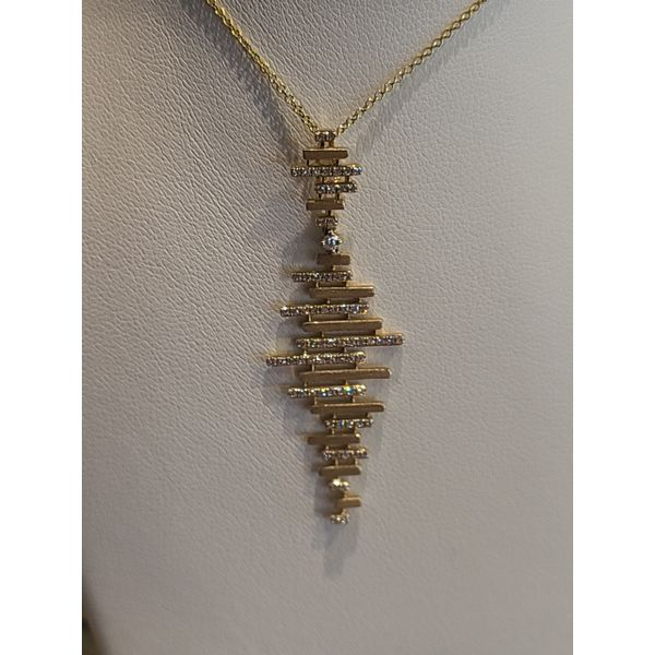 Diamond Pendant DJ's Jewelry Woodland, CA