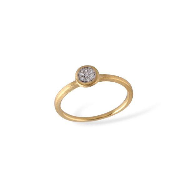 Black Diamond Cluster Ring Image 3 DJ's Jewelry Woodland, CA
