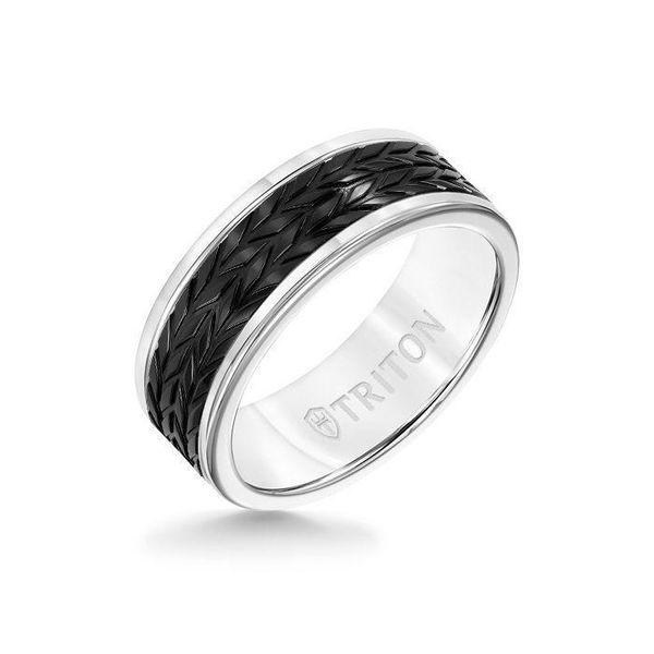 Tungsten Carbide Ring DJ's Jewelry Woodland, CA