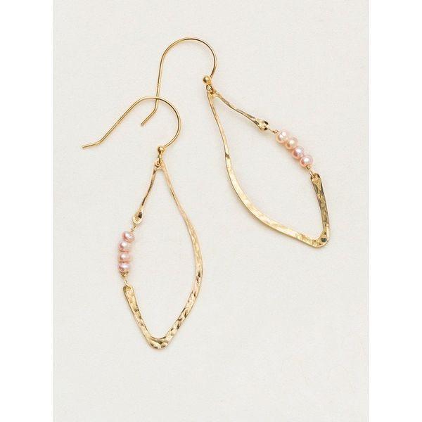 Emily Gold Earrings DJ's Jewelry Woodland, CA